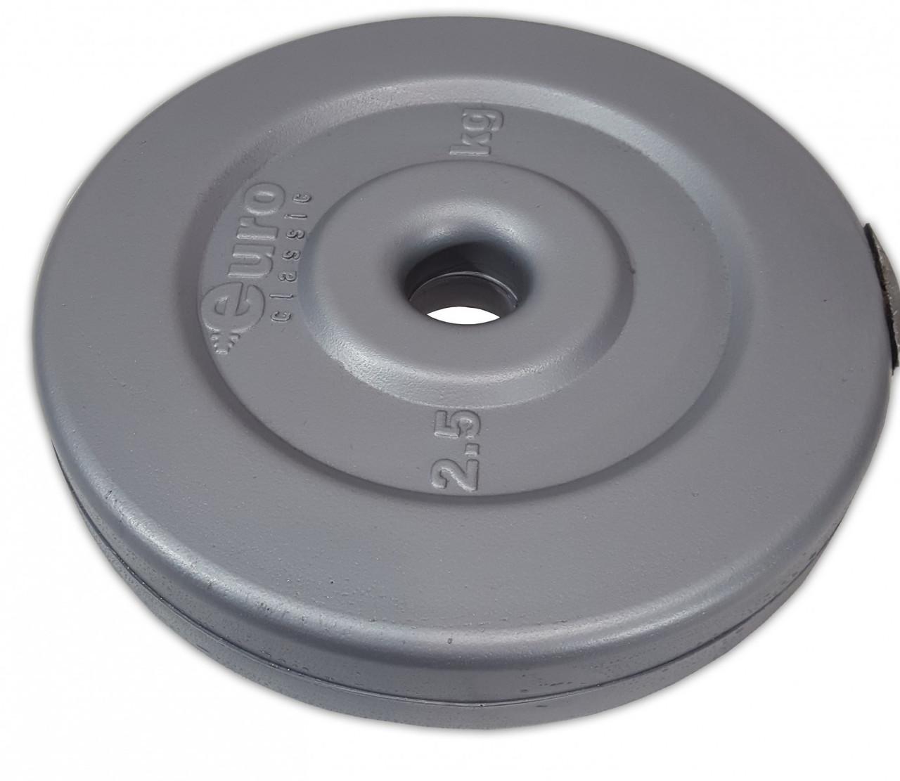 Диск композитный d 25 мм 2,5 кг USA Style SS-EK-D25-2054-2,5