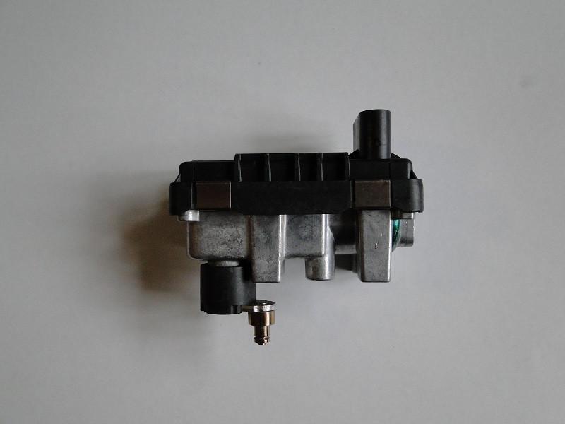 090-110-053 Клапан турбины AM.GTB2056VKE-1, Mercedes 3.0D, Jeep 3.0 CRD