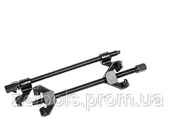 Стяжка для пружин, комплект, 2 шт. HT-7071
