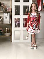 """Яркое, стильное платье """"Лол"""" от производителя, фото 1"""