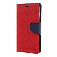 Книжка (Book Type) Goospery Fancy Diary Huawei Y5 2017 Красная