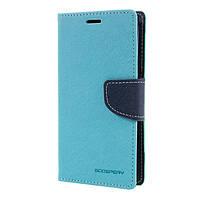 Книжка (Book Type) Goospery Fancy Diary Samsung i9300 Блакитна