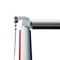Шарнирный узел для круглой стрелы S шлагбаума Faac (макс. 4 м) для шлагбаума B614, фото 1