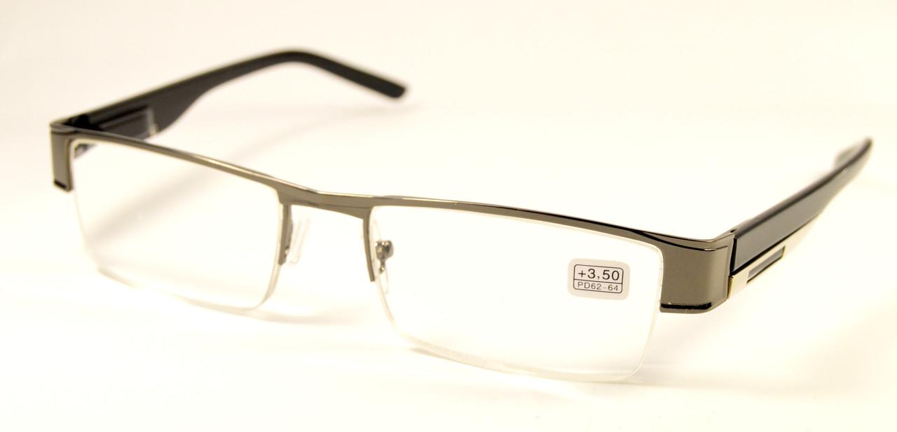 Очки для зрения полуоправные (МС 604)
