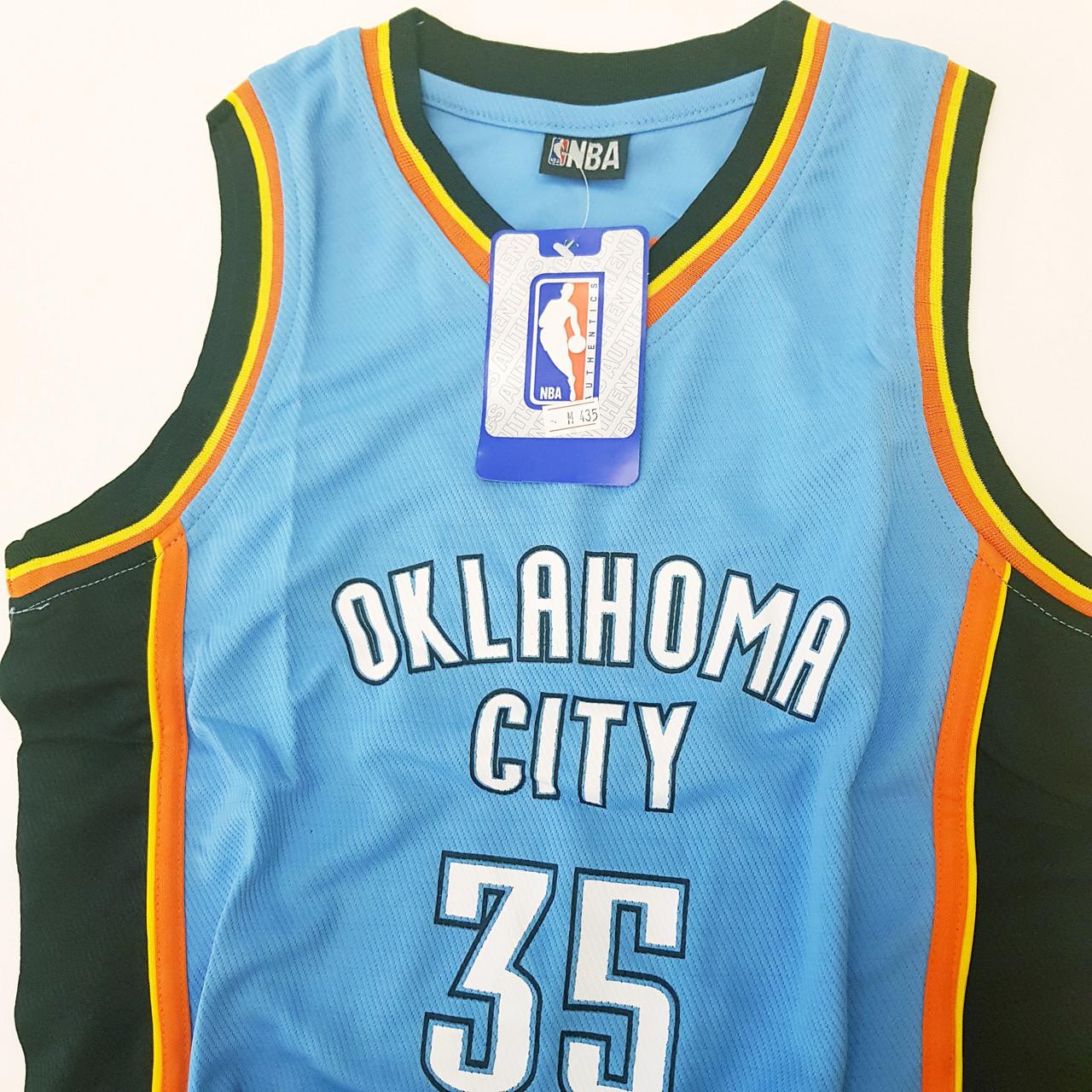 "Баскетбольная форма ""OKLAHOMA CITY"" детская"