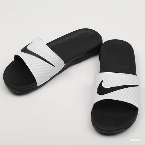 d7264d0d Тапочки Nike Benassi : продажа, цена в Днепре. сандалии и шлепанцы ...