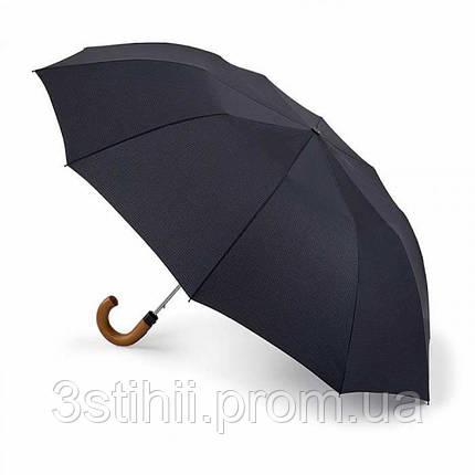 Зонт мужской Fulton Dalston-2 G857 - Gingham (Клетчатая ткань), фото 2
