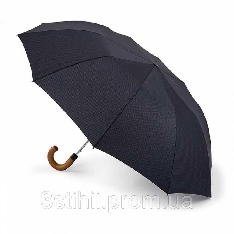 Зонт мужской Fulton Dalston-2 G857 - Gingham (Клетчатая ткань)