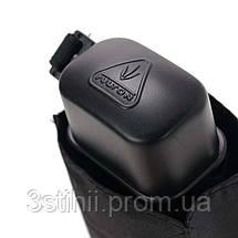Зонт мужской Fulton Miniflat-1 L339 - Black (Черный), фото 2