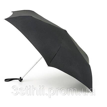 Зонт мужской Fulton Minilite-1 L353 - Black (Черный), фото 2