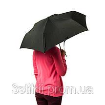 Зонт мужской Fulton Minilite-1 L353 - Black (Черный), фото 3