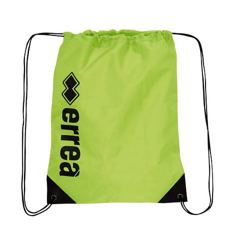 Рюкзак Errea LUIS зелений флуо/черный (EA1F0Z59120), фото 2
