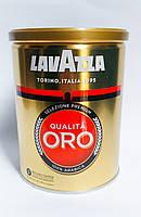 Кофе молотый Lavazza Qualita Oro 250 g ж/б Италия, фото 1