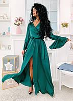 Платье  женское длинное  Льена, фото 1