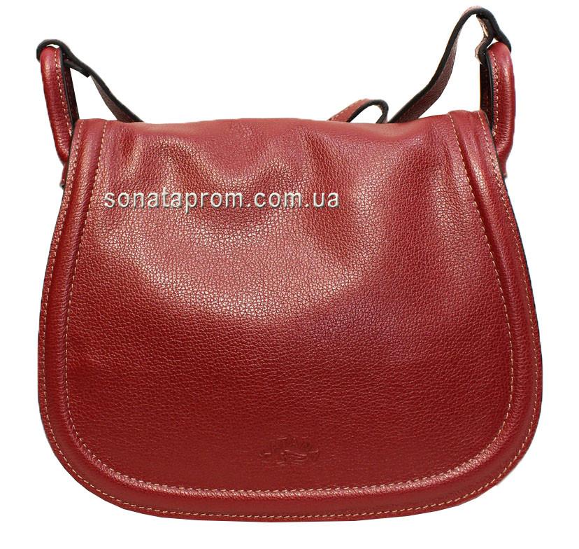 5a09a534d5a7 Женская кожаная сумка на плечо Katana, цена 2 123,10 грн., купить в ...