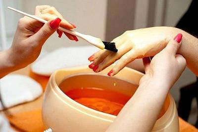 Парафинотерапия. Крема для ручек ,скрабы,масла