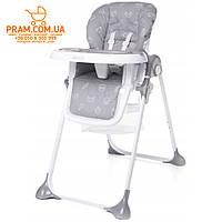 4BABY DECCO стульчик для кормления Grey Серый, фото 1