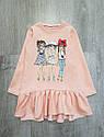 Детское платье-туника на 2-7 лет, фото 3