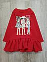 Детское платье-туника на 2-7 лет, фото 4