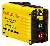 Сварочный аппарат инверторный IWM220 Eurolux 65/28
