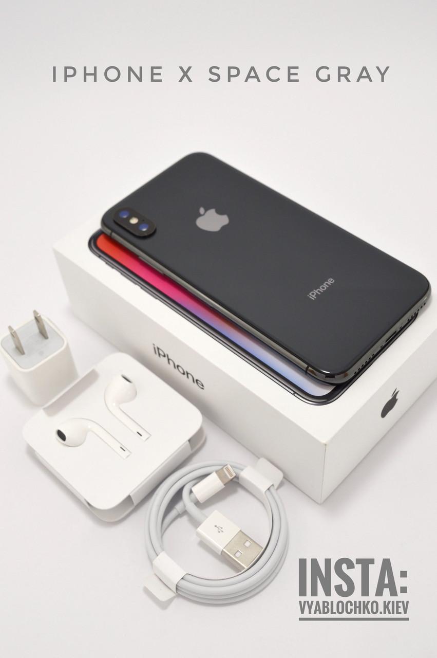 IPhone X 64gb Space Gray (Б/у)