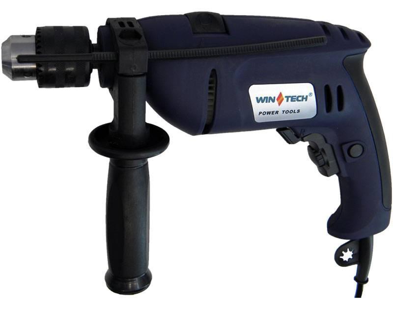 Дрель электрическая ударная Wintech WID-650