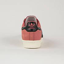 """ОРИГІНАЛ! Кросівки Adidas Superstar 80s """"Рожеві"""", фото 3"""