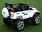 Детский электромобиль с пультом джип Jeep T-7822 WHITE, фото 5