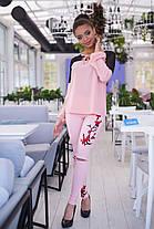 Обворожительная блуза с вставками сетки, фото 3