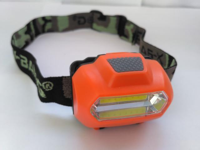 Налобний ліхтар світлодіодний BL-2088 червоний