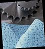 Салфетки протирочные в рулоне TEMCA Profix Poly-Wipe Plus, 32х36см, 500 листов, фото 4