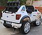 Детский электромобиль с пультом джип Ford Long T-7819 белый, фото 5