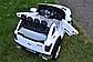 Детский электромобиль с пультом джип Ford Long T-7819 белый, фото 8