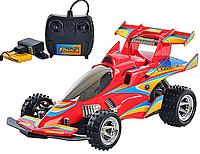 Машинка детская гоночная на радиоуправлении. Машинка со световыми и звуковыми эффектами.