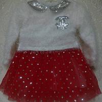 Детское платье с кофточкой, фото 1