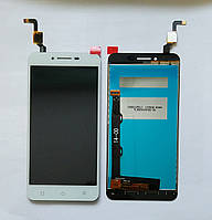Дисплейный модуль Lenovo A6020a46 Vibe K5 Plus белый