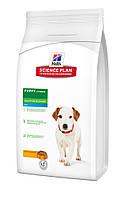 Hills SP Puppy Healthy Development Mini Курица 3 кг хиллс для щенков мини пород собак