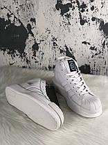 """Кроссовки Adidas Mastodon Pro II × Rick Owens """"Белые"""", фото 3"""