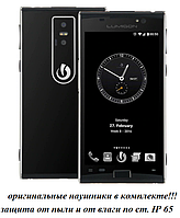 "Дизайнерский телефон Lumigon T3 4.8"" 3/128Гб Black / Gorilla glass / Helio X10 / 13Мп / 2300мАч NFC IP68"