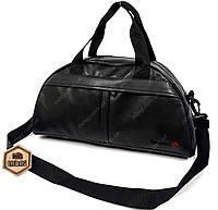 3e3b6210ffa4 Спортивная сумка унисекс Reebok реплика люкс качества Черного цвета