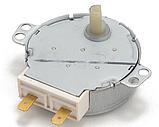 Двигун (мотор) для обертання тарілки мікрохвильовій печі 220V 4 оборотів/хв, фото 2