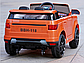 Детский электромобиль джип Land Rover T-7832 оранжевый, фото 2