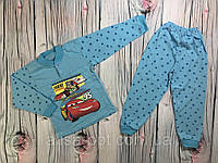 """Детская пижама """"Макквин """" (кулир), фото 1"""