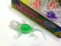Лизун ящерица  с гидрогелем
