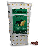 Корм ДОГ&ДОГ Expert Regular д/собак (дорослих будь-яких розмірів) 20 кг