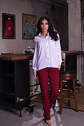 Интересные брюки сочных цветов