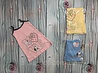"Ночная рубашка для девочки ""1761"" (кулир-стрейч)"