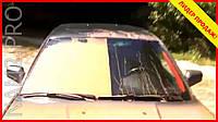 Аквабронь водоотталкивающее покрытие для авто