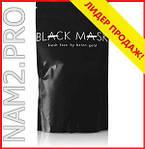 Черная маска-пленка от прыщей и черных точек Black Mask, фото 6