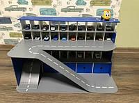 Парковка с гаражами для машинок HR, фото 1